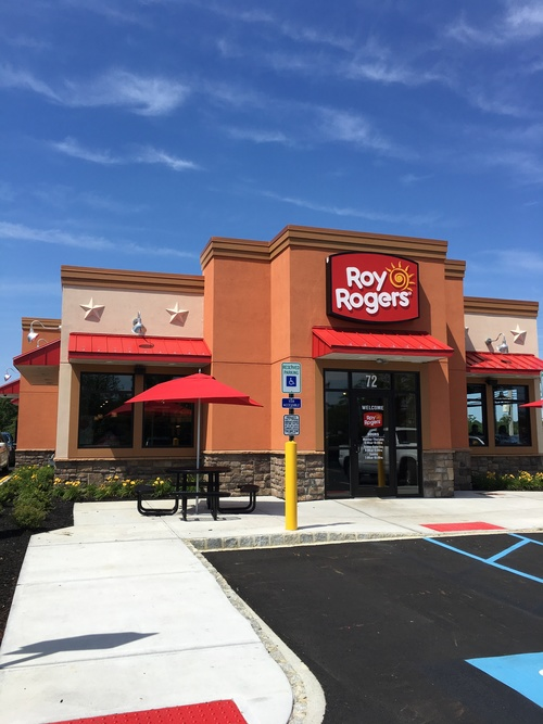 Roy Rogers (Brick, NJ)