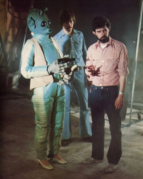 May the 4th be with you. And may it be as magnificent as Greedo rockin high heels. 👠