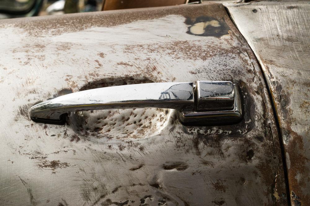 Porsche 356 Door Handle
