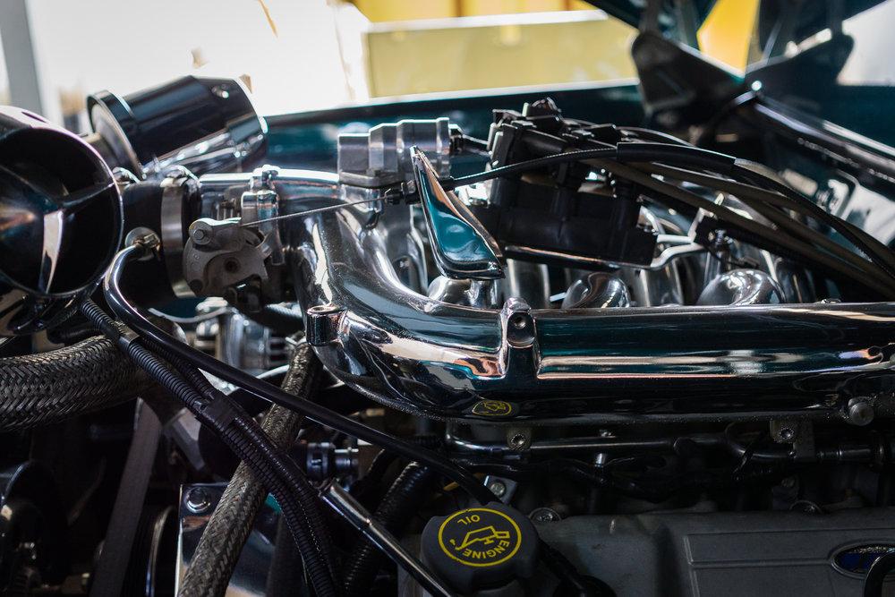 Steudebaker Motor