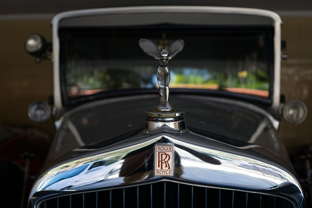 Rolls Royce Angel hood ornament