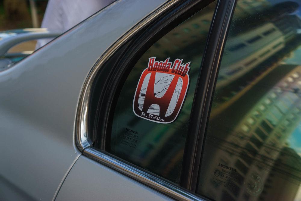 HondaclubLogo