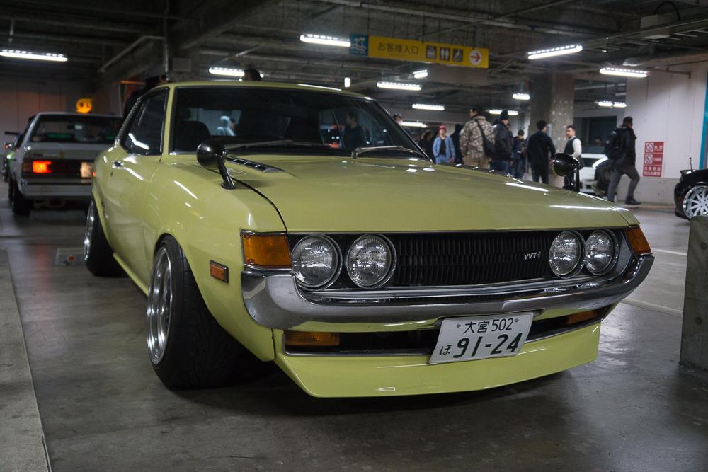 Celica Fresh Tokyo Car Meet