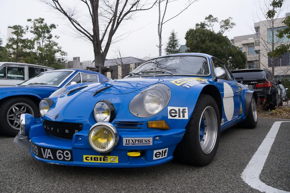 Alpine A110 Race Livery