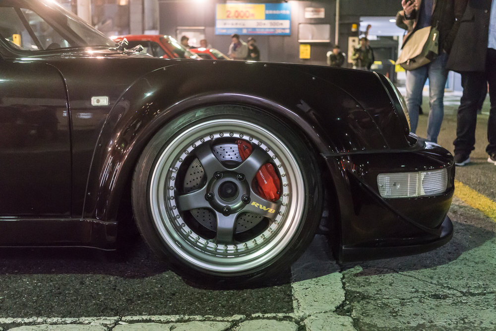 Raugh Welt Begriff modified car Front Wheel