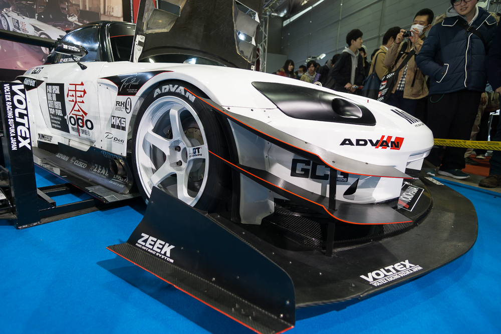 Tokyo Auto Show Voltex Front Lip