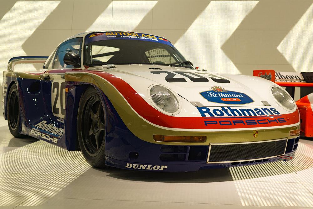 Porsche Museum Porsche 959 Group B