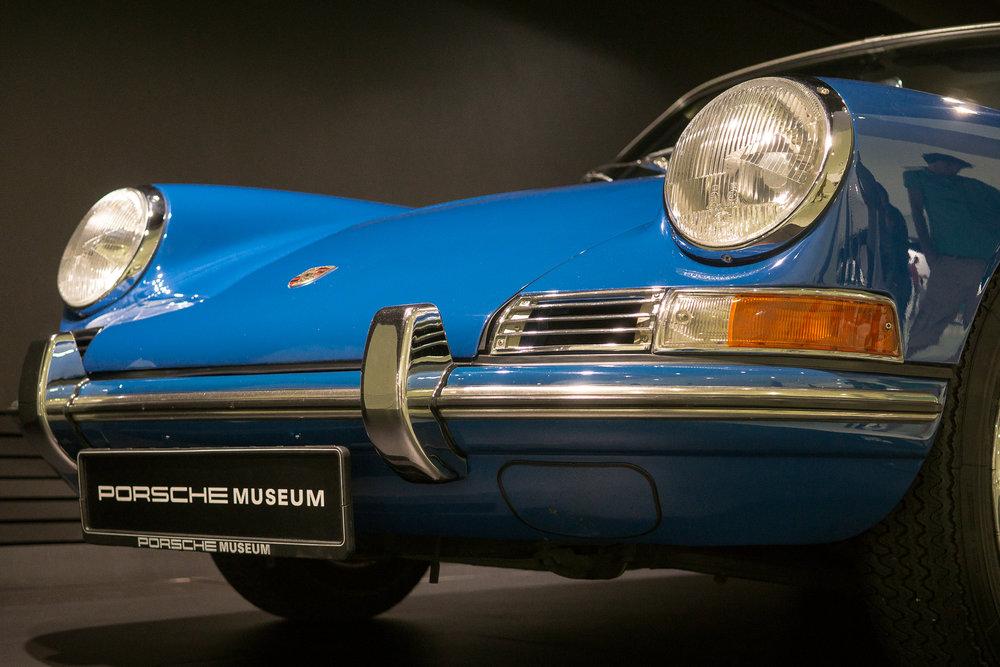 Porsche Musuem Porsche 911