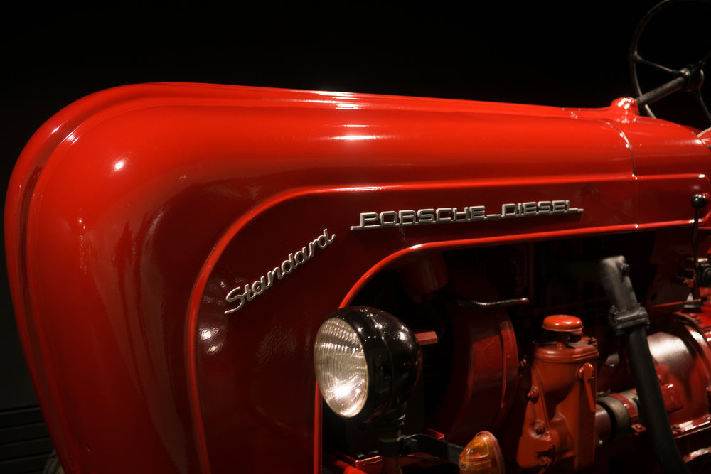 Porsche Tractor Porsche Museum