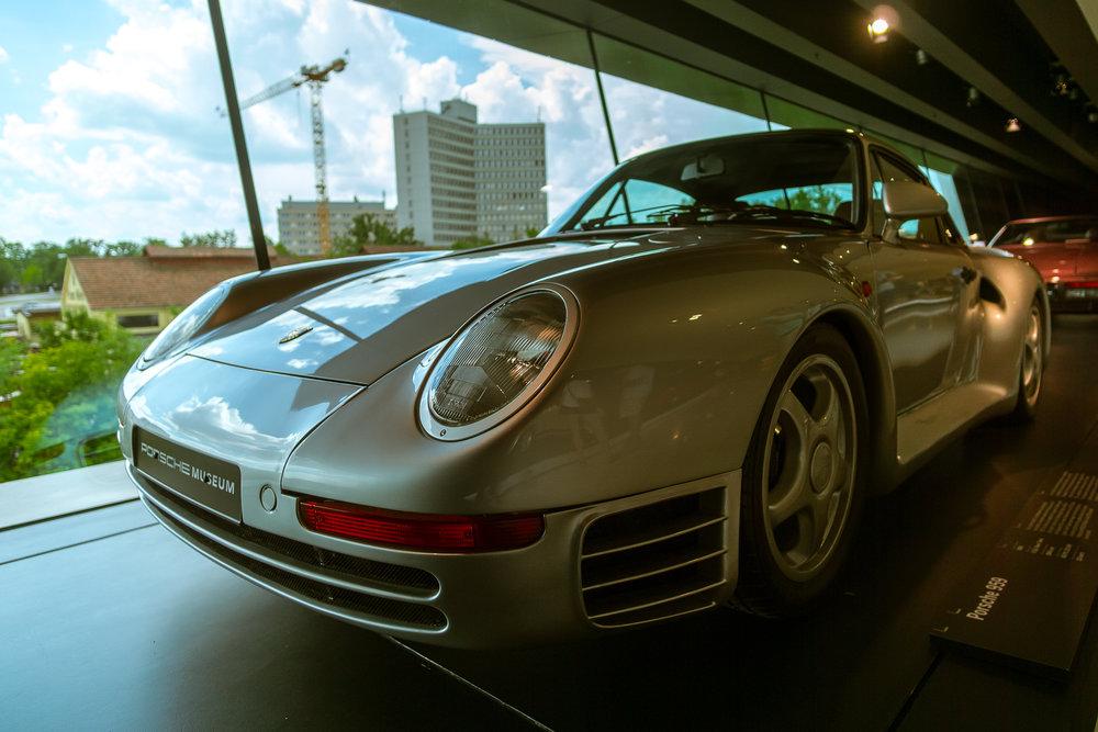 Porsche 959 Porsche Museum