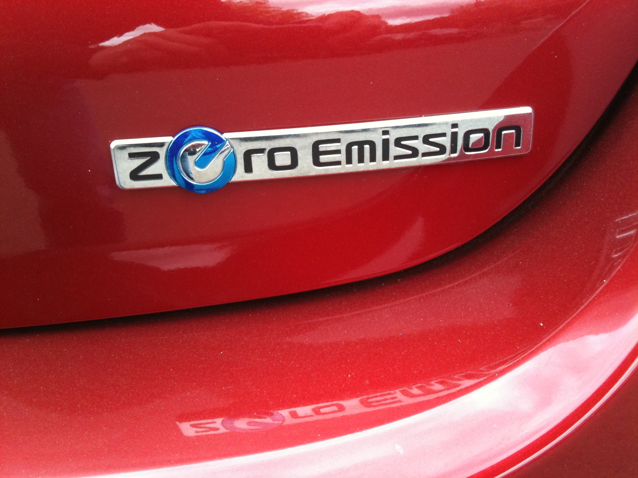 Hey Tesla Company Electric Cars Are Not Zero Emissions So Stop