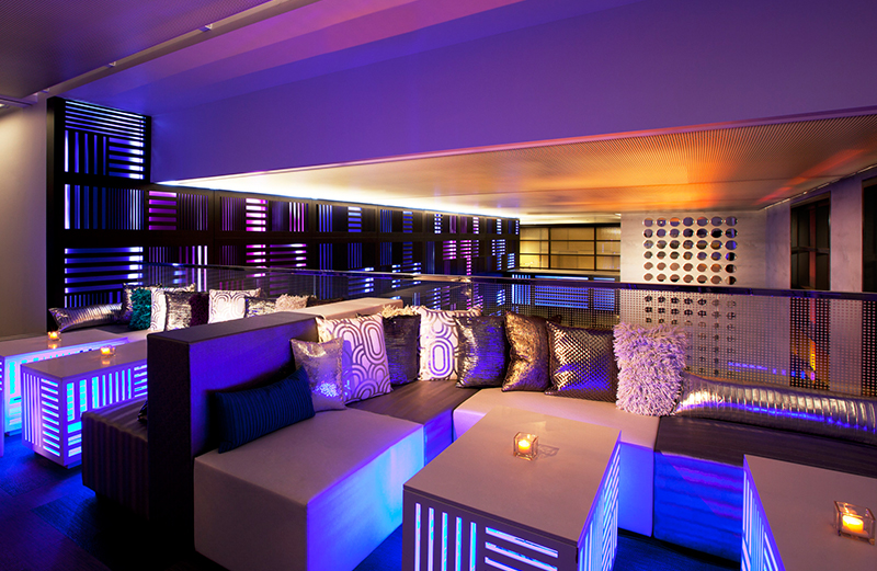 When I worked in solid-state lighting, I developed a fiberoptic illuminator used in commercial applications. This is the XYZ Bar at the W Hotel in San Francisco.  Skills Applied: Digital Protocols, DMX512, PWM, Thermal Management, Die-Bonding, Thin film, SMT, DFM, Flip Chip Packaging
