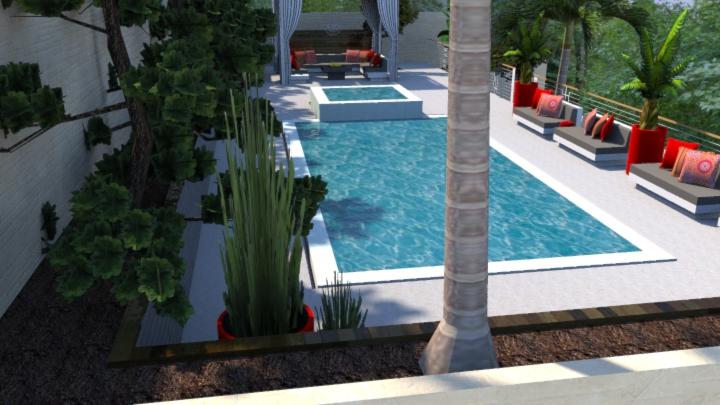 Askari Courtyard..