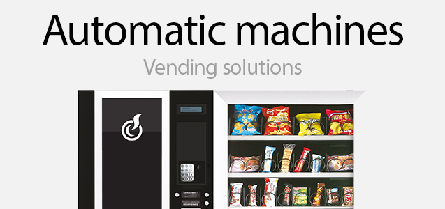Automatic vending machine