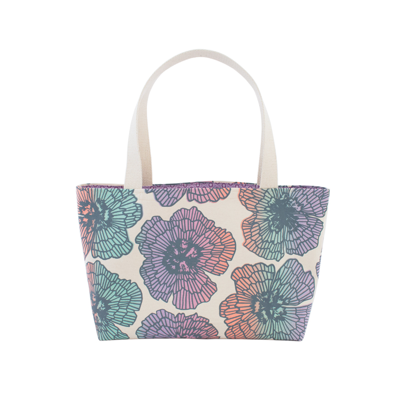 Jana Lam Beach Bag - Monster Flower - Made in Hawaii