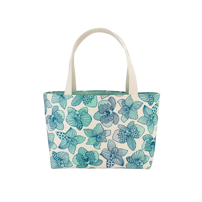 Jana Lam Beach Bag - Orchid - Made in Hawaii