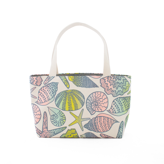 Jana Lam Beach Bag - Shellini - Made in Hawaii