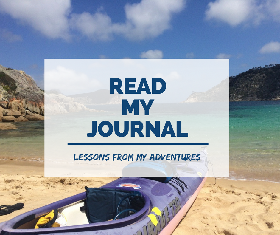 Every week I bring you a blog and share the insights and lessons that I am learning from my adventures, travel and every day life ...    more