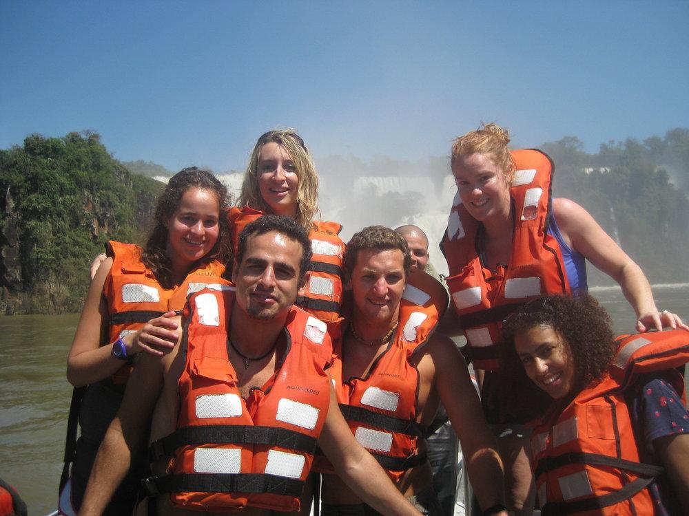 Iguazu Boat trip