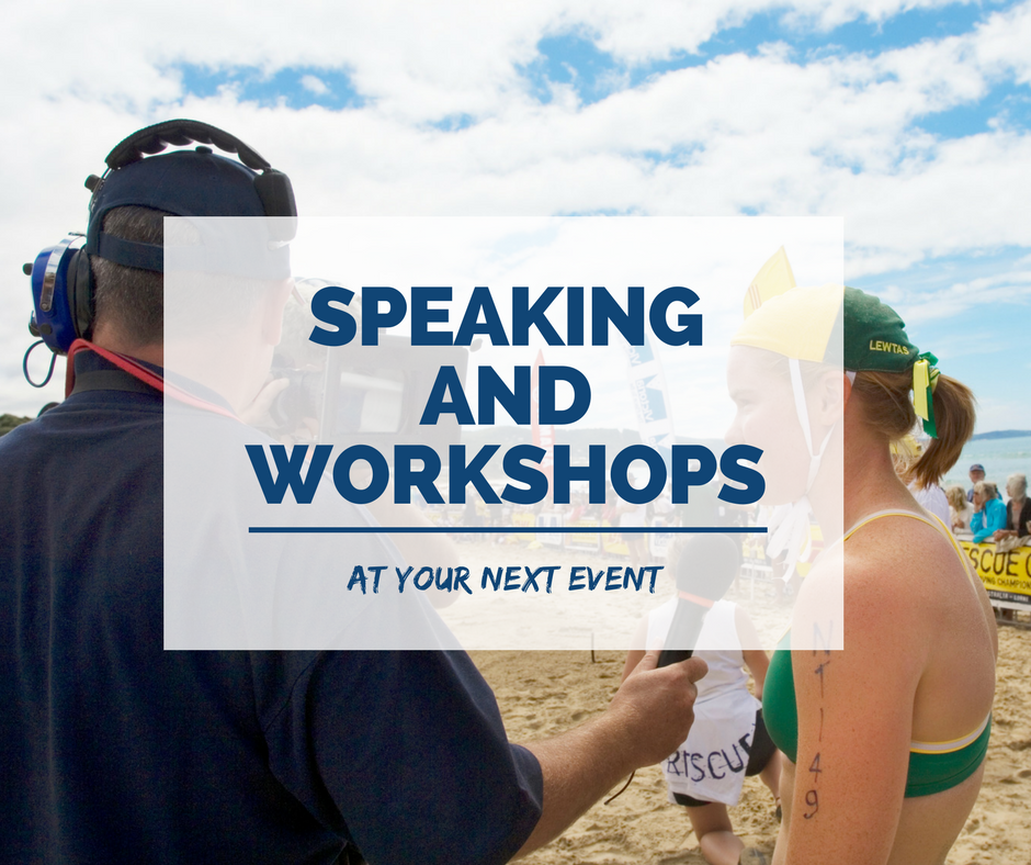 Are you looking for for a speaker at your next event? In my speaking I share stories from my life as an International athlete and world traveler ...   more