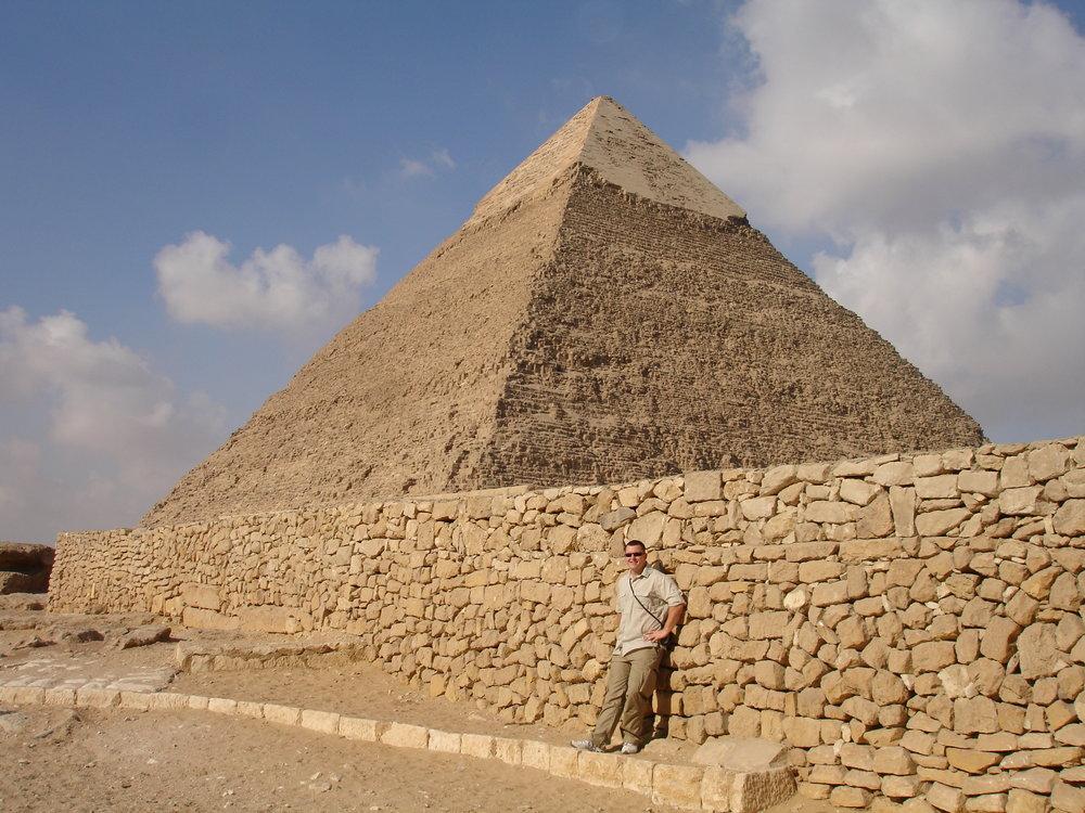 Michael Huxley Egypt.JPG