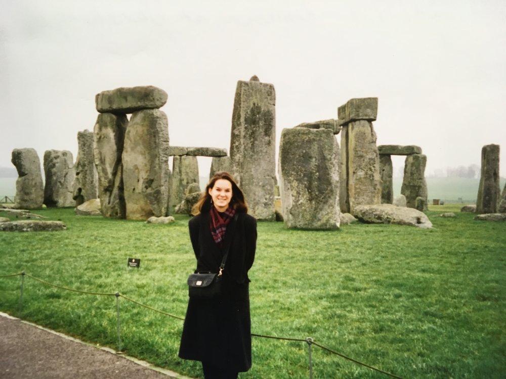Rowena Stonehenge 18 years old.jpg
