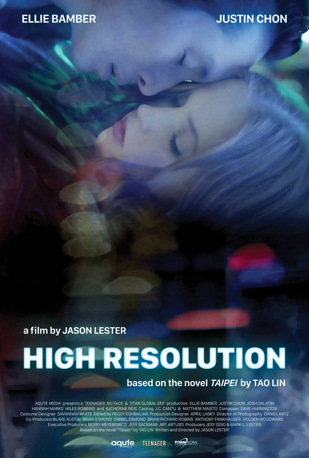 HIGH RESOLUTION - is a feature-length adaptation of Tao Lin's novel