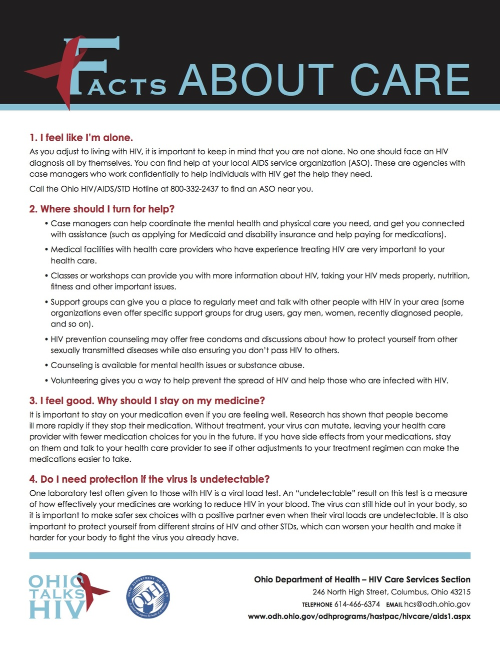 Facts About Care