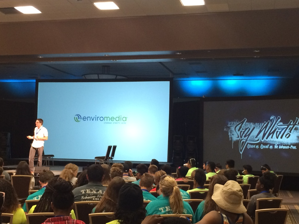 Presenting at TxSayWhat! Conference 2015