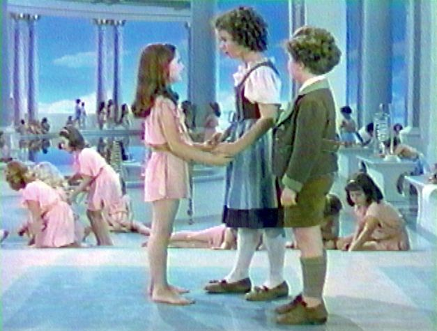 I got the idea for this explanation from a Shirley Temple movie I watched when I was little, called  Blue Bird .  In one part of the movie, Shirley Temple's character travels to Heaven, and she meets her future sister.  And all the other babies that are waiting to be born.  This always stuck with me.