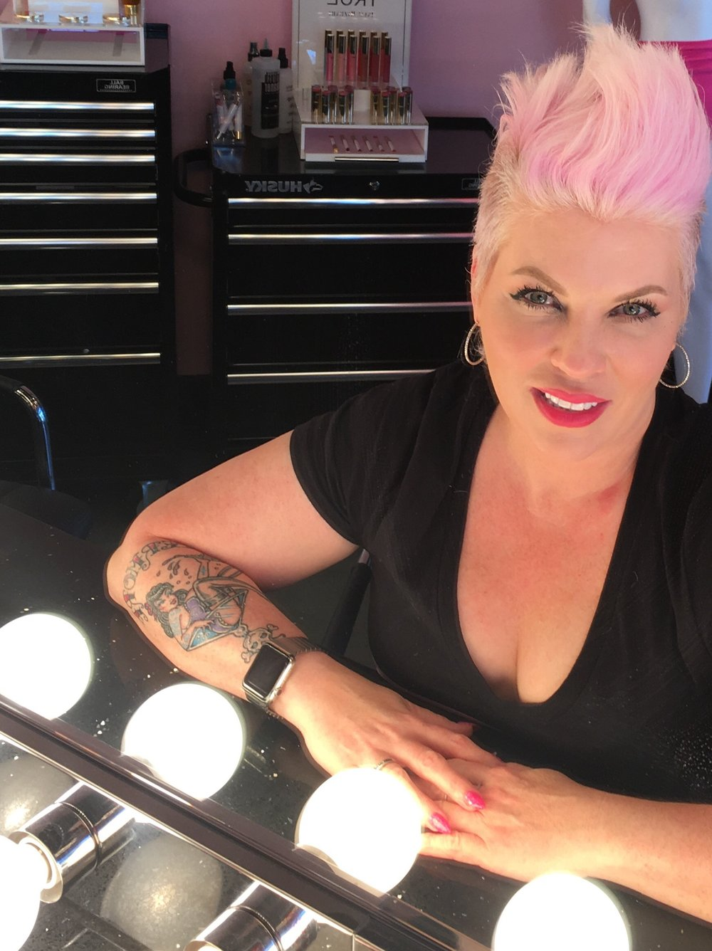 Melissa Black, Owner of Bombshell Salon
