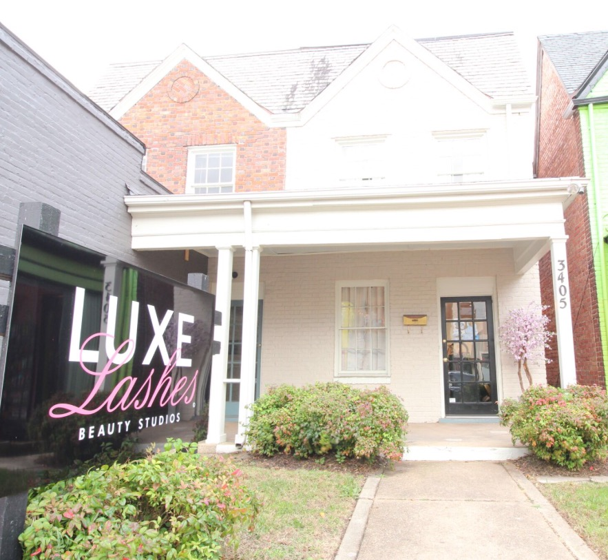 Luxe Lashes Beauty Studios in CaryTown