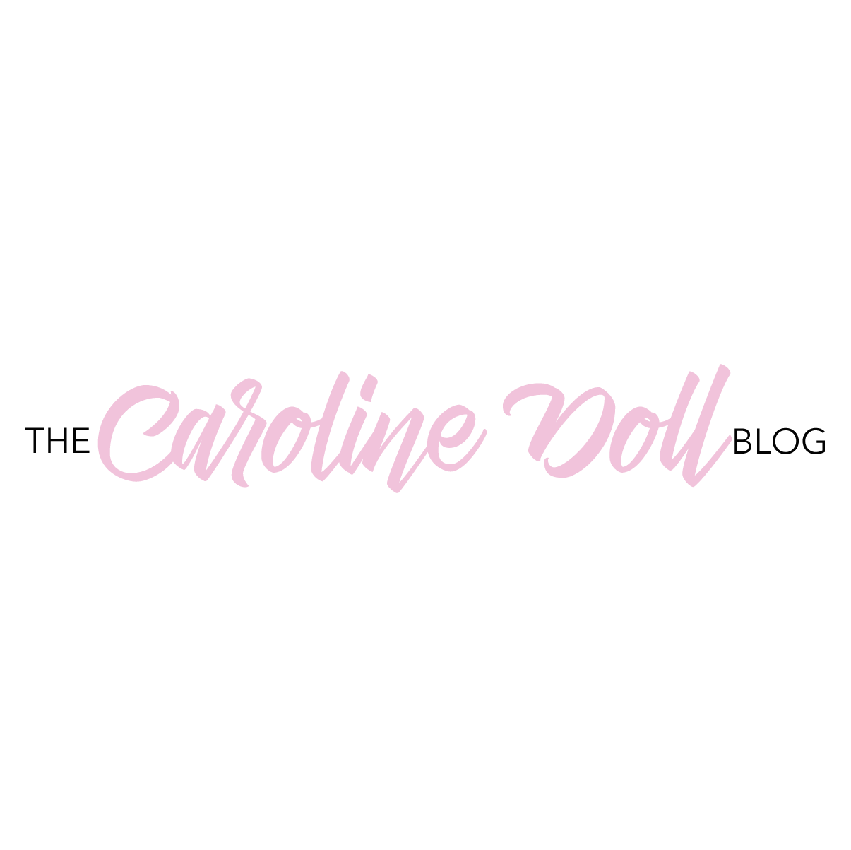 The Caroline Doll Blog
