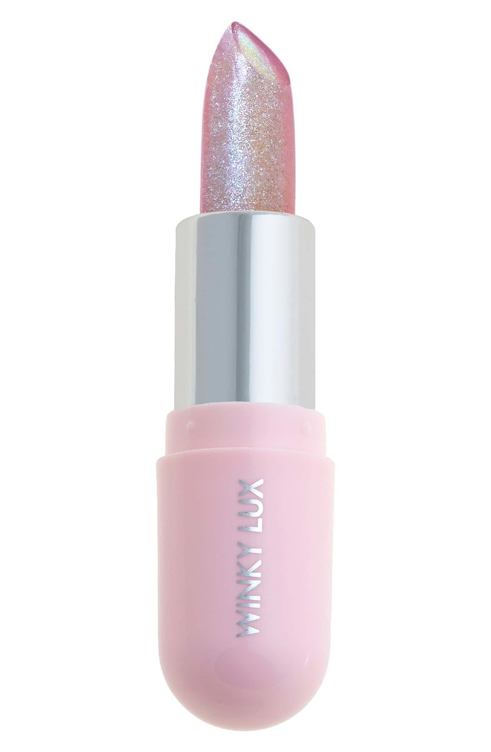Glimmer Balm - I saw this at Nordstrom the other day and was intrigued! What it is: A best-selling lip stain.What it does: It applies clear and reacts with your skin's pH levels to create a unique shade of pink that's just for you! The ULTIMATE unicorn look! Give a Doll a look only she can wear!