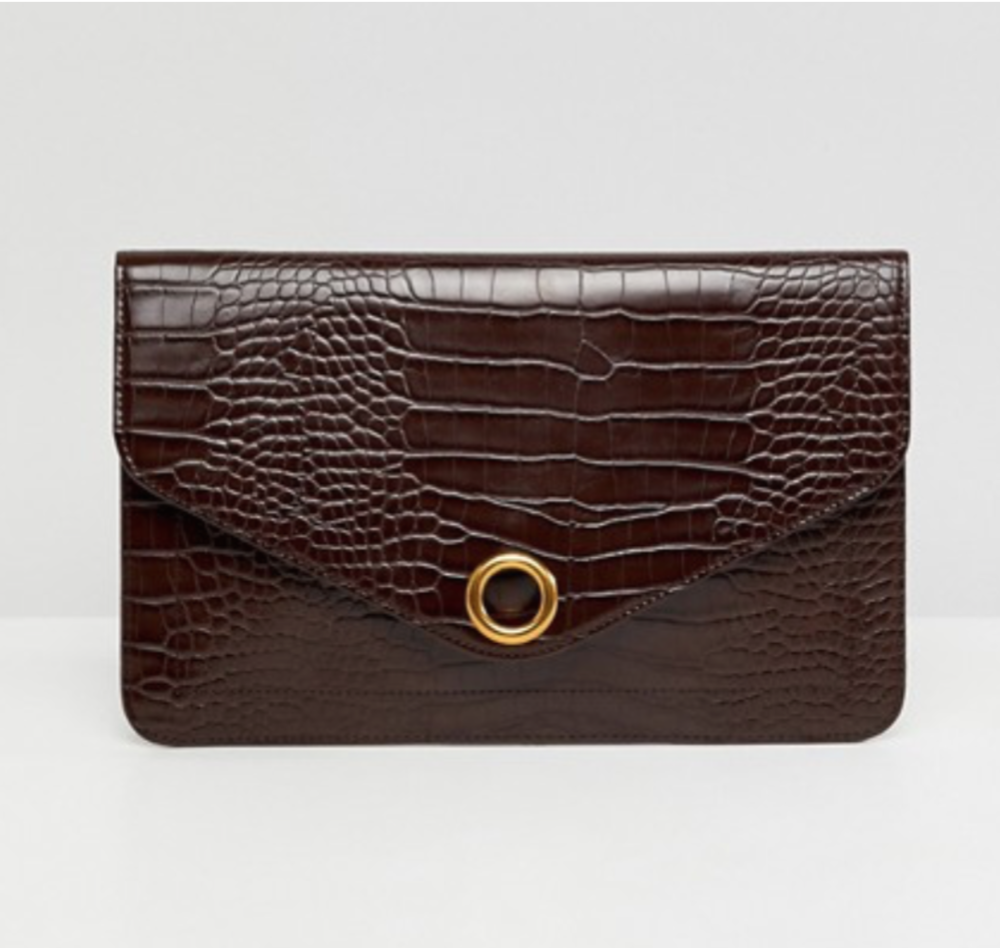 Bag: Louis Vuitton | Similar:  ASOS