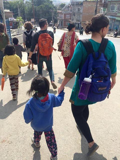 Walking with Manisha.jpg