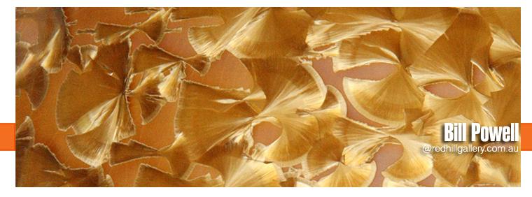 Bill Powell - Crystal Glaze Detail