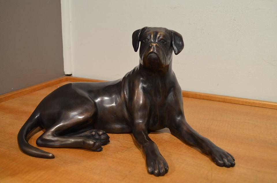 Mela Cooke Sculpture Dexter