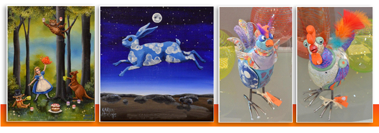 Easter at Red Hill Gallery