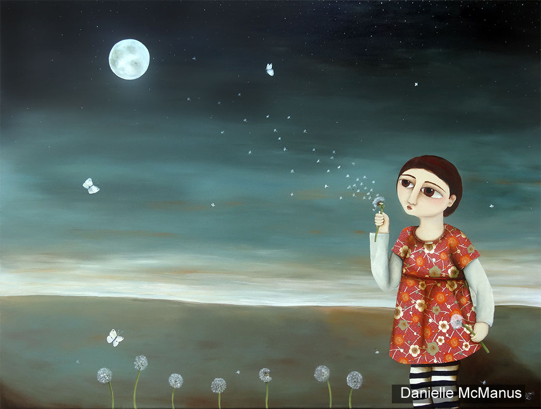 McManus Danielle Send your wishes to the moon copy