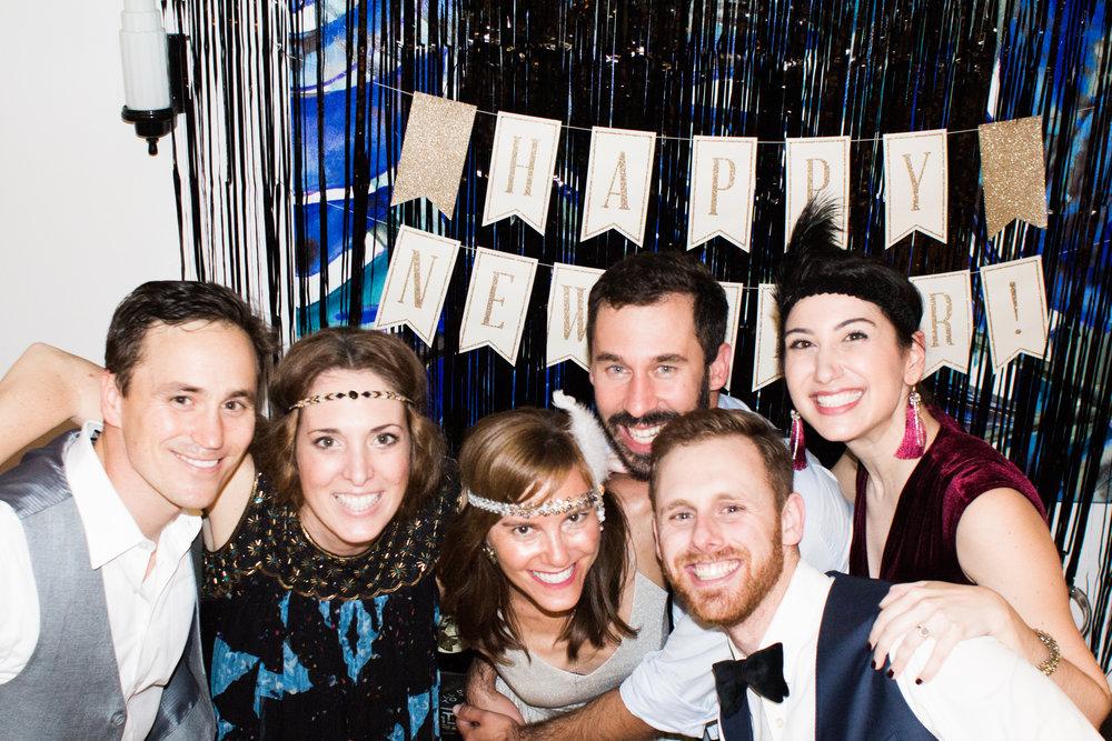 Roaring Twenties New Years Party