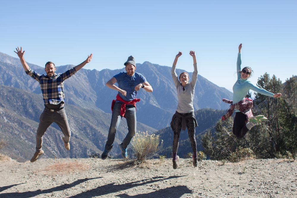 Mountain High Hiking