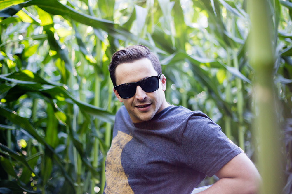 LA Corn Maze