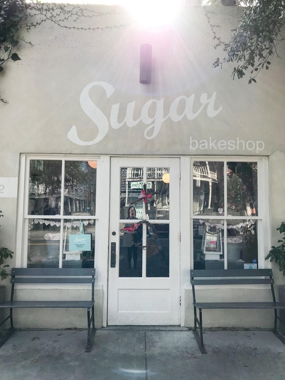 Sugar Bake Shop Charleston