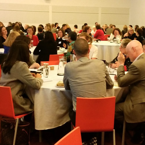 Designed and facilitated Collaborative leadership and action for community wellbeing, a symposium for 300 participants | Department of Health & Human Services