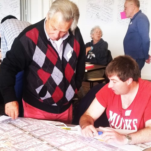 Developed and implemented community engagement plan. Co-designed and co-facilitated Citizens' Advisory Group for road improvements in Ballarat | VicRoads, Western Region