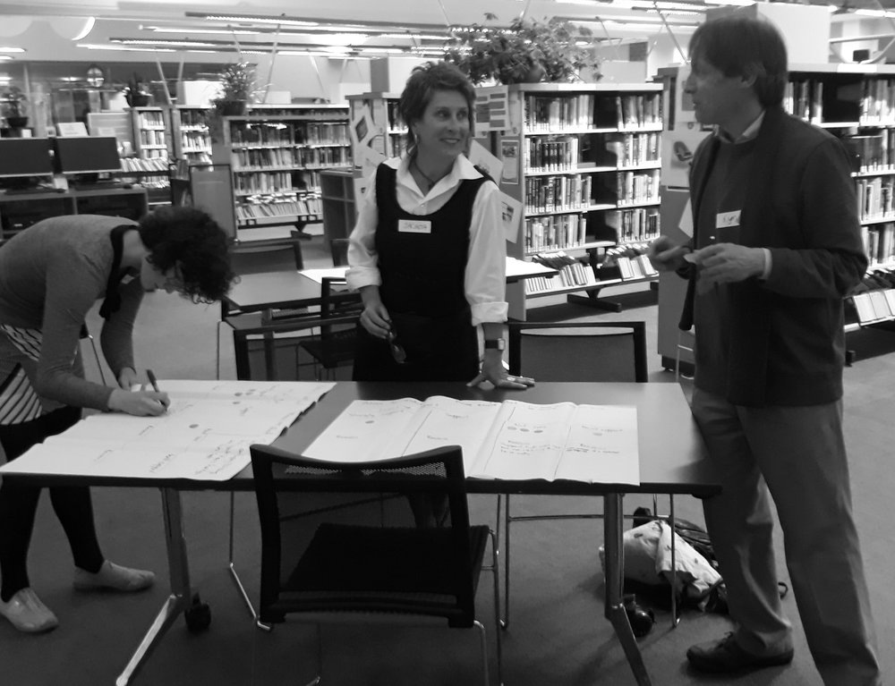 Devised a series of innovative and creative workshops and activities to reimagine Kew Library, using  drawing and Lego Play ®. Community members provided clear direction to the architect which resulted in a concept design that was approved by Council. | City of Boroondara
