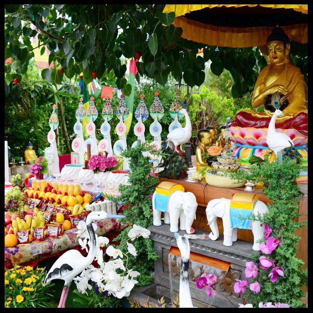 JULY 24TH - Guru Rinpoche