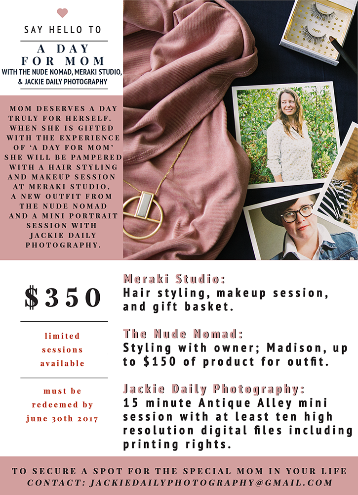 Jackie Daily Photography | Monroe, Louisiana Photographer | Mothers Day Special