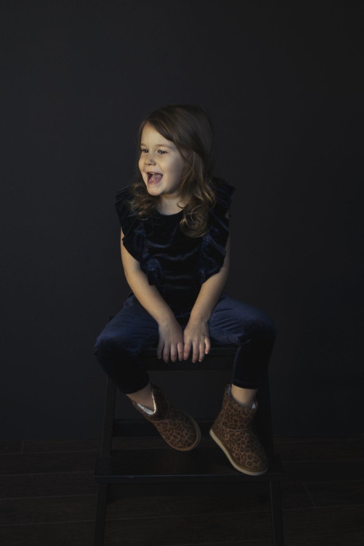 Couture Kids Portrait